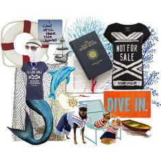 """old sea dog"" by mrsp2u on Polyvore"