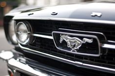 Ford Mustang Detail