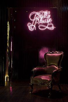 *Pretty Please Lounge, Melbourne