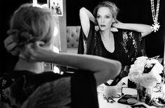 Uma Thurman, The Edit cover story, Uma's Second Act. March 2014. Photo: Giampaolo Sgura for net-a-porter.