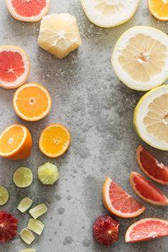 Mixed Citrus Salad recipe /