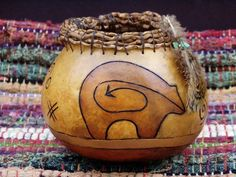 Native American Pottery, I love this..amazing