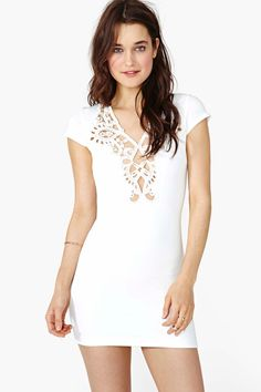 New Romance Dress in What's New Clothes at Nasty Gal
