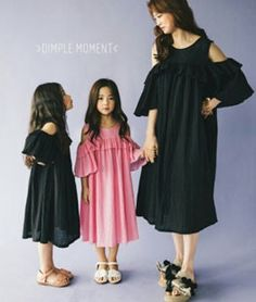 Charming Frill Dress  - DIMPLE MOMENT  #kid #kids #kidsfashion #instafashion #kidsclothing #kidswear #kidsstyle #kidslook #girllook #momlook #boylook #cute #beautiful #cutekid #baby #girl #girls #fashion #dimplemoment #Kfashion #Kfashion4kids  #kkami