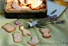 Dětské máslové sušenky (od 1 roku)