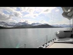 Sailing The Inside Passage: Part 2 - aboard Magie, a 27 foot Catalina