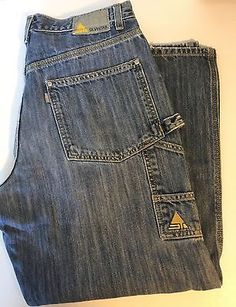 vtg 90s Levis 501 Button Fly Denim Jeans men's red tab 31 X 32 ...