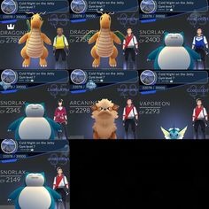 Since banned players don't automatically get their Pokemon kicked out of gyms my brother and I took the liberty of spending 30 minutes taking these guys down. They were holding this level 7 gym for at least a week -_-