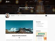 350  Best Free Blogger Templates