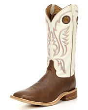 Men's Chocolate Burnished Calf Boot - BR301,
