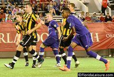 Orlando City Soccer - Jamie Watson scores vs. Charleston Battery