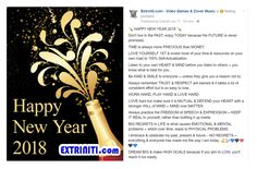 HAPPY NEW YEAR 2018  EXTRINITI.com  Main Goal: Make 100 Youtube Rock, Rap & EDM Cover Music Videos.  At 100K Subscribers, I will focus more on making Original Songs rather than Cover Versions. ❤️ #HappyNewYear2018 #RockMusic #RapMusic #RockCover #CoverSong