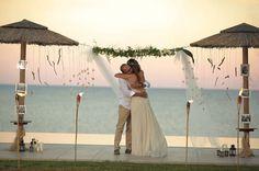 Beach Villa, Home And Away, Beautiful Beaches, Villas, Shoulder Dress, Ballet Skirt, Skirts, Dresses, Fashion