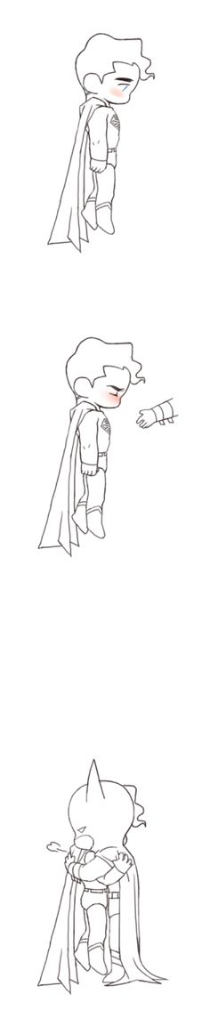 superbat | Tumblr  <-- he's still hovering when they hug <3 <3 <3  :) :) :)