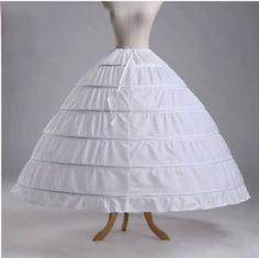 0c1ccaf82d Ball Gown Crinoline Petticoat Underskirt Slips