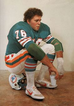 Duane Hanson, Football Player, 1981