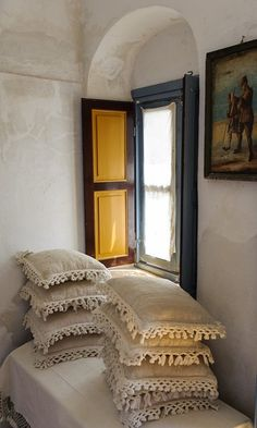 window light.. Santorini Island, Greece (by Pericles el Greco on Flickr)