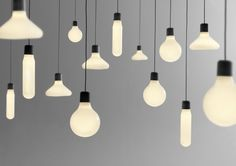 Form Pendants, Designed by Form Us With Love