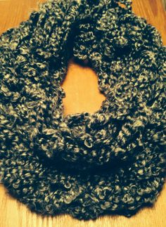 Infinity Scarf by RMbowers on Etsy