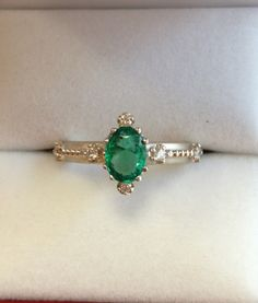 Non-diamond engagement rings. http://www.delivermediamonds.com/non-diamond-engagement-rings/