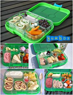 For healthy packed school lunch tips & recipes, please visit Yumbox Blog!