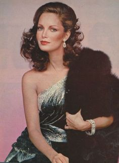 Jaclyn smith back in the day.