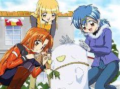 Let's make a snowman!!