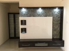 Lcd panel design collection 10 - lsdunia Lcd Wall Design, Wall Tiles Design, Modern Tv Unit Designs, Modern Tv Wall Units, Living Room Tv Unit Designs, Living Room Wall Units, Tv Showcase Design, Tv Unit Furniture Design, Home Entrance Decor