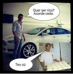 Quer ficar rico?