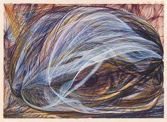 Georgiana Houghton: Spirit Drawings review – awe-inspiring visions of a Victorian medium
