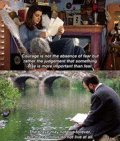 Princess Diaries- love this part!