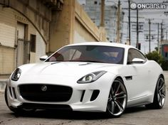 Jaguar (2013) F-Type  and .... one in white too, oh yes !