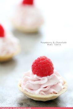cute kawaii stuff - Epicute: Raspberry Tart Surprise