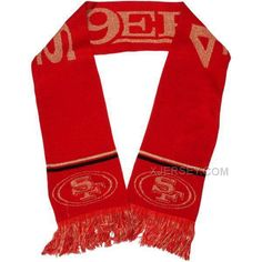 http://www.xjersey.com/49ers-red-fashion-scarf.html Only$28.00 49ERS RED FASHION SCARF Free Shipping!