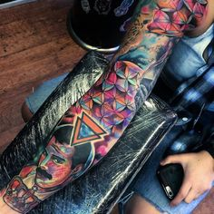 "savepaperinkmetattoo: ""from @littleandytattoo  http://ift.tt/1N6aOXn"""