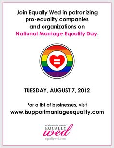 national-marriage-equality-day