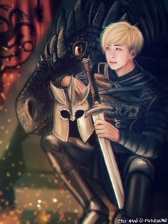 My bias is Rapmon!!!♡♡♡♡♡  I found this picture and i ♡ it so much. I mean seriously!!! A dragon!!!!