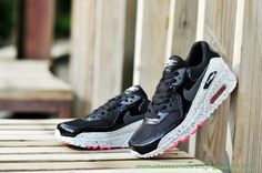 quality design c9f30 56790 Femmes Starry Sky Noir Gris Nike Air Max 90 Essential 325213-031