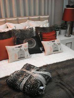 Montra Nova Decorativa em janeiro de 2016 #decoração #decoraçãodeinteriores #decor #homedecor #bedroom #quarto #NovaDecorativa #decoração
