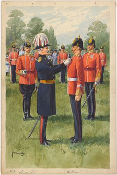 British Army Uniform, British Uniforms, Military Art, Military History, Red Coats, Army & Navy, Edwardian Era, Great Britain, Pictures