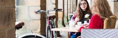 Pedal Peak for business grants: Peak District National Park Business Grants, Peak District, Cyclists, Cafes