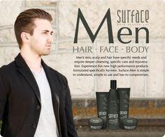 Surface Hair Care Available at Bii Hair Salon www.biihairsalon.com