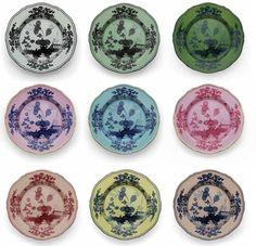 Collezioni Richard Ginori, scopri i servizi Piatti, la manifattura di Doccia in porcellana bianca | Gagliardi