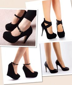 78437abfac Stiletto Pumps, Stilettos, Black Party, Black Heels, Zine, Character Shoes,  Reebok, Party Wear, Shoes Online