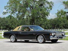 1977 Chrysler Cordoba by That Hartford Guy, via Flickr