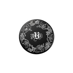 Kat Von D Lock-It Powder Foundation (46 CAD) ❤ liked on Polyvore featuring beauty products, makeup, face makeup, foundation, kat von d, matte finish foundation, kat von d foundation, powder foundation and matte foundation