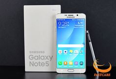 Thay màn hình Samsung Note 5 chính hãng HCM