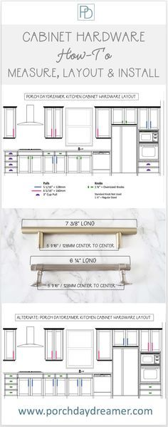 Remodeling or updating your kitchen and confused about choosing new cabinet hardware knobs and pulls? Here is your simple guide! or updating your kitchen and confused about choosing new cabinet hardware knobs and pulls? Here is your simple guide! Bath Cabinets, New Kitchen Cabinets, Built In Cabinets, Custom Cabinets, Kitchen And Bath, Kitchen Sinks, Knobs For Kitchen Cabinets, Taupe Kitchen, Farmhouse Cabinets