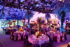 enchanted forest quinceanera | DAVID TUTERA WEDDING RECEPTIONS | medieval on david tutera site...