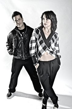 NappyTabs!  I look forward to their choreography on So You Think you Can Dance